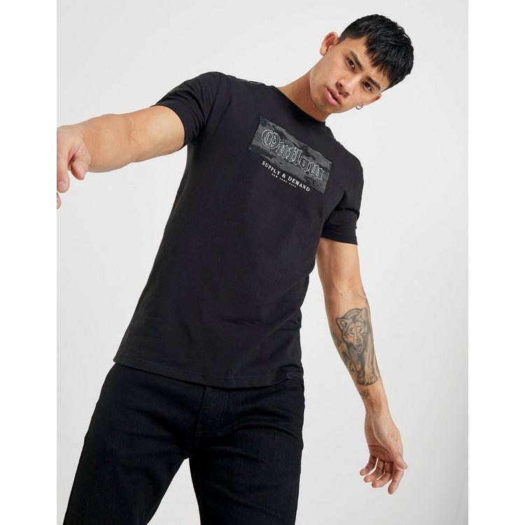 Supply & Demand Twin Tone T-Shirt
