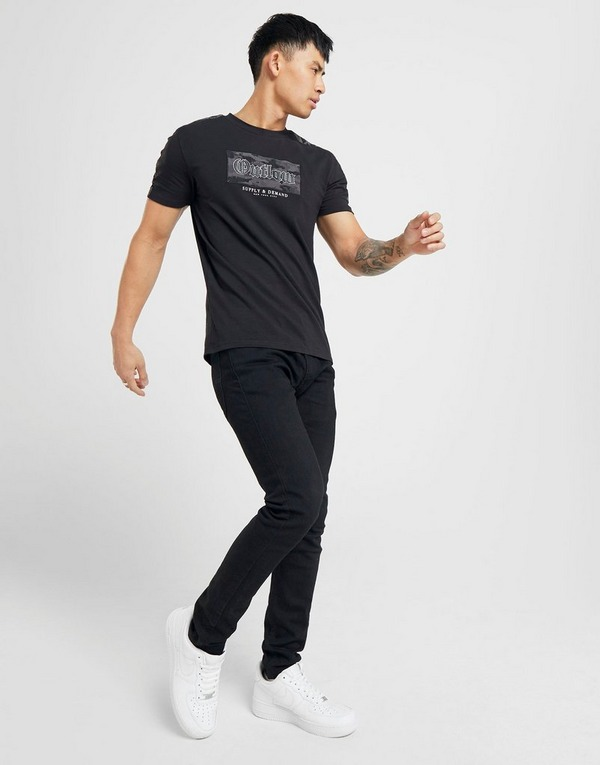 Supply & Demand Twin Tone T-Shirt Herr