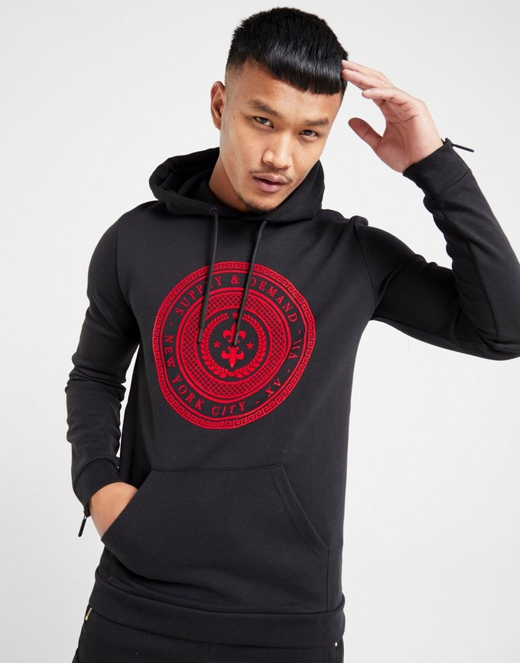 Supply & Demand Oxygen Overhead Hoodie
