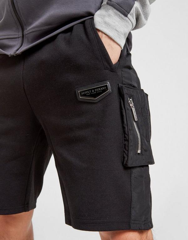 Supply & Demand pantalón corto Cargo
