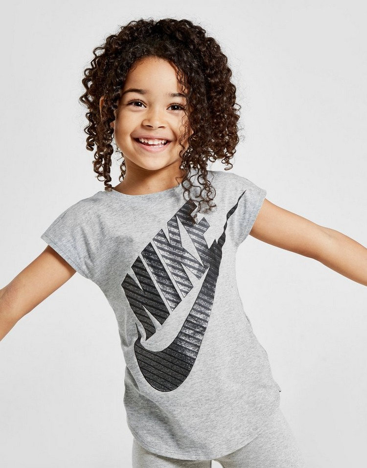 Nike Girls' Jumbo Futura T-Shirt Children