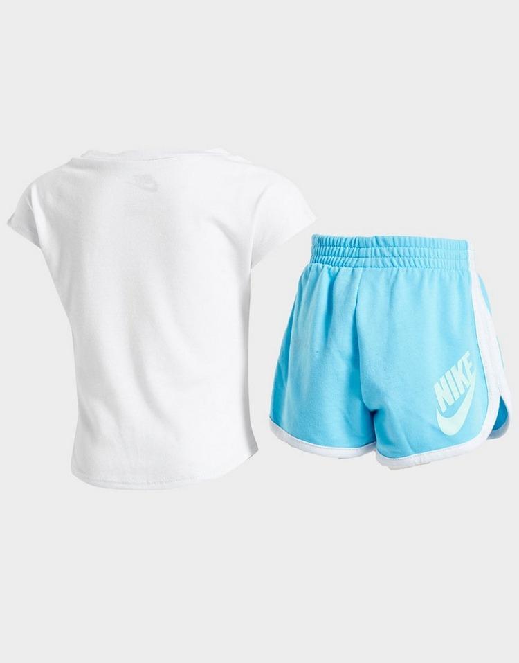 Nike Girls' Futura T-Shirt/Shorts Set Infant