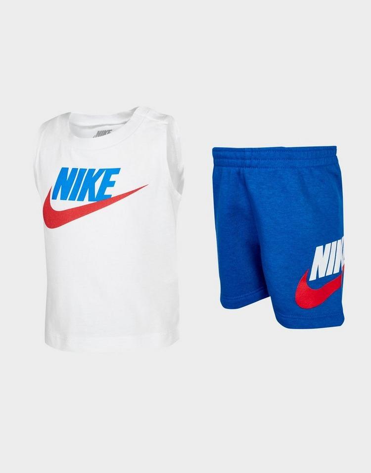 Nike conjunto Futura camiseta/pantalón corto para bebé