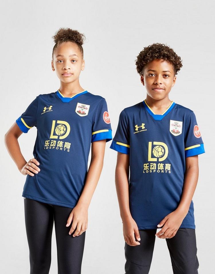 Under Armour Southampton FC 2020/21 Away Shirt Junior