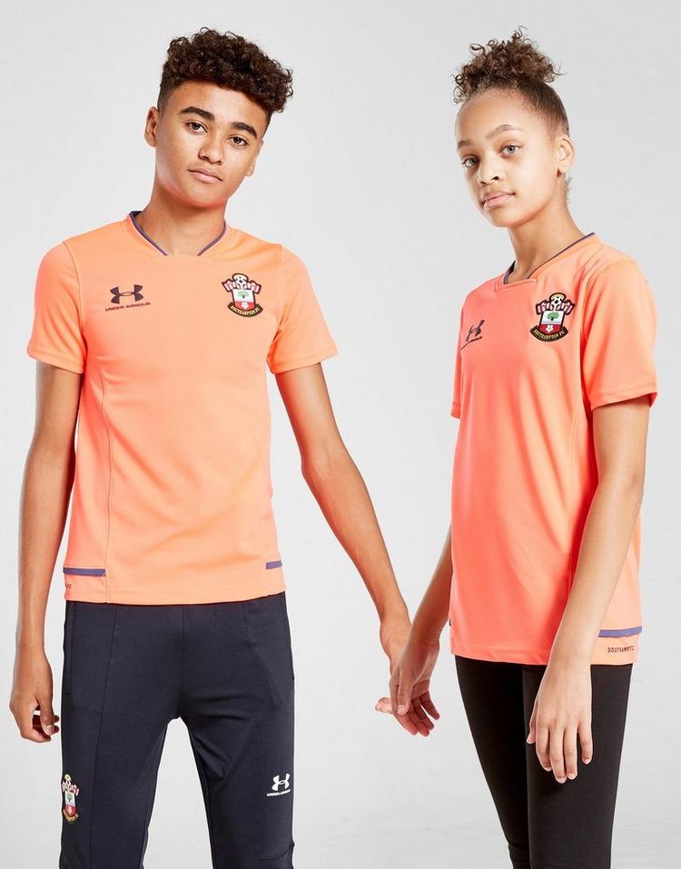 Under Armour Southampton Pre Match Short Sleeve Shirt Junior