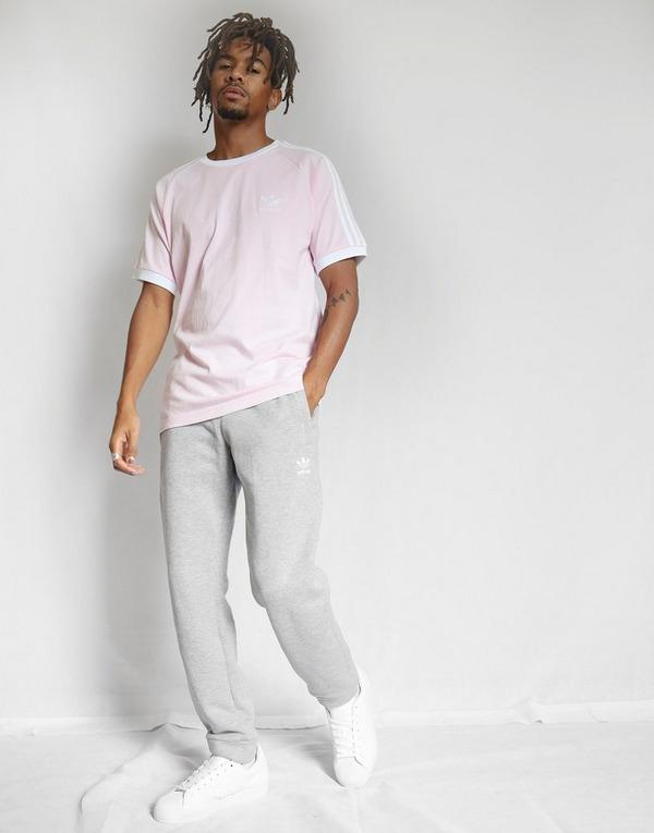 Shoppa adidas Originals California T Shirt Herr i en Rosa färg
