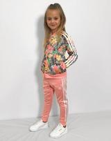 adidas Originals Girls' Print SS Trainingspak Kinderen