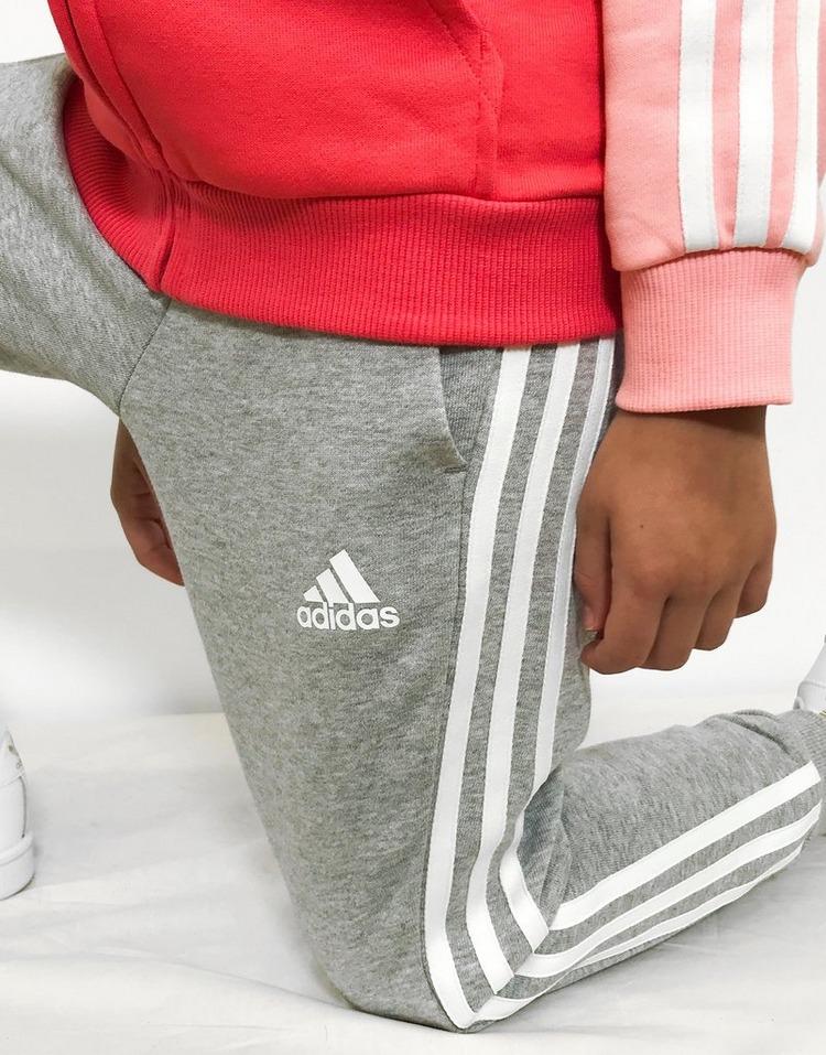 adidas Originals chándal Girls' Full Zip Sport Logo para bebé