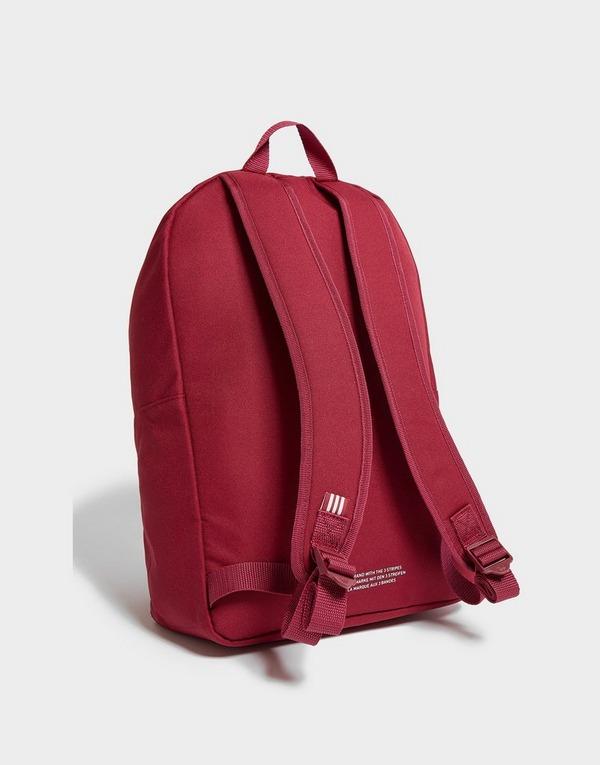 Koop Red adidas Originals Classic Backpack | JD Sports