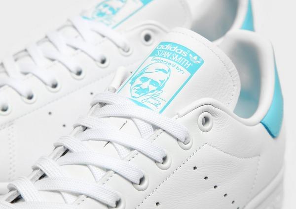 adidas stan smith herre blå