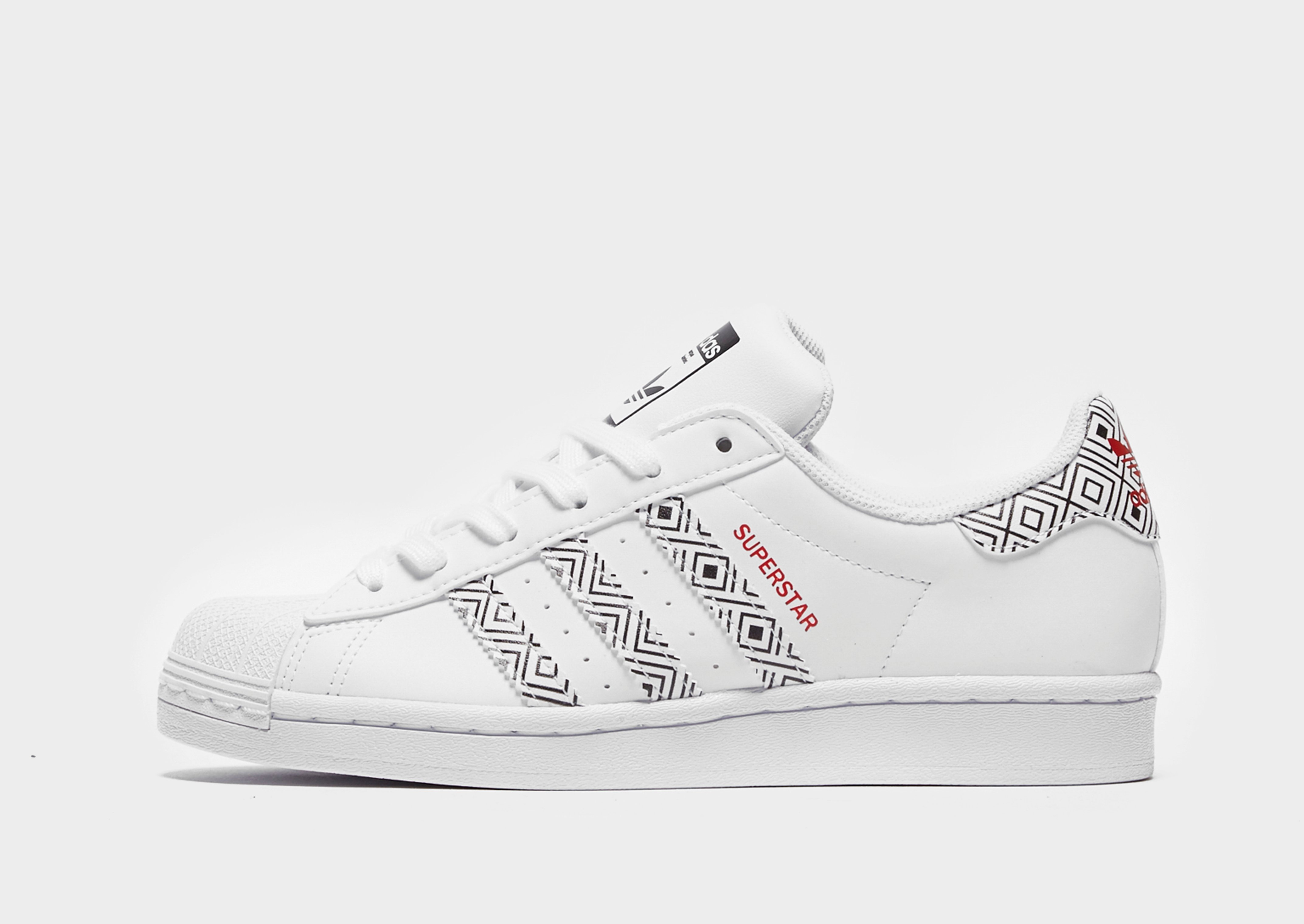 Koop White adidas | JD Sports