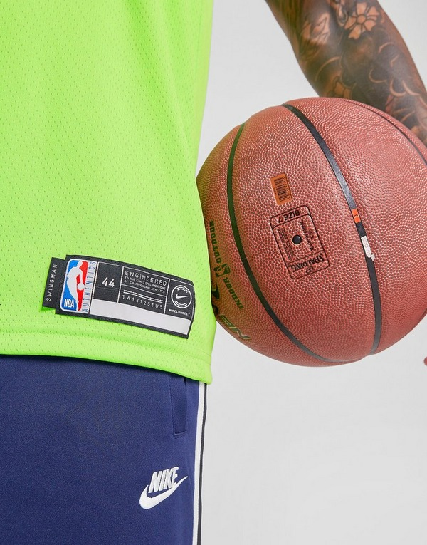 Nike NBA Minnesota Timberwolves Wiggins #22 SM Jersey