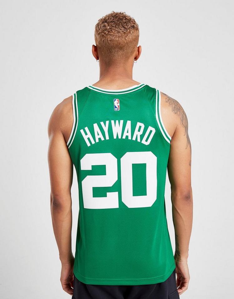 Nike NBA Boston Celtics Hayward #20 Swingman Jersey