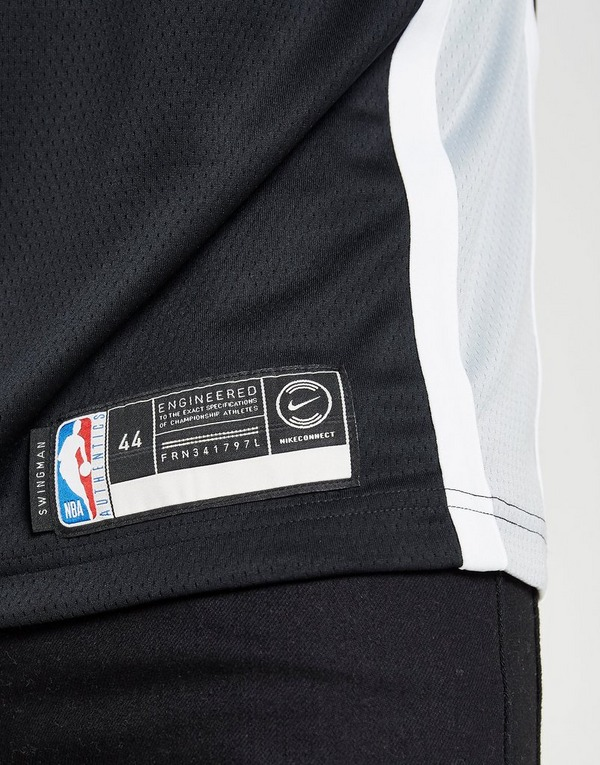 Acheter Black Nike Maillot NBA San Antonio Spurs DeRozan #10