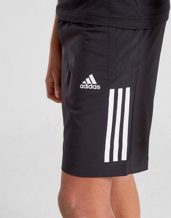 adidas Calções Performance 3 Stripes Woven | JD Sports