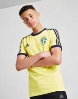 adidas Sweden 3-Stripes T-Shirt Junior