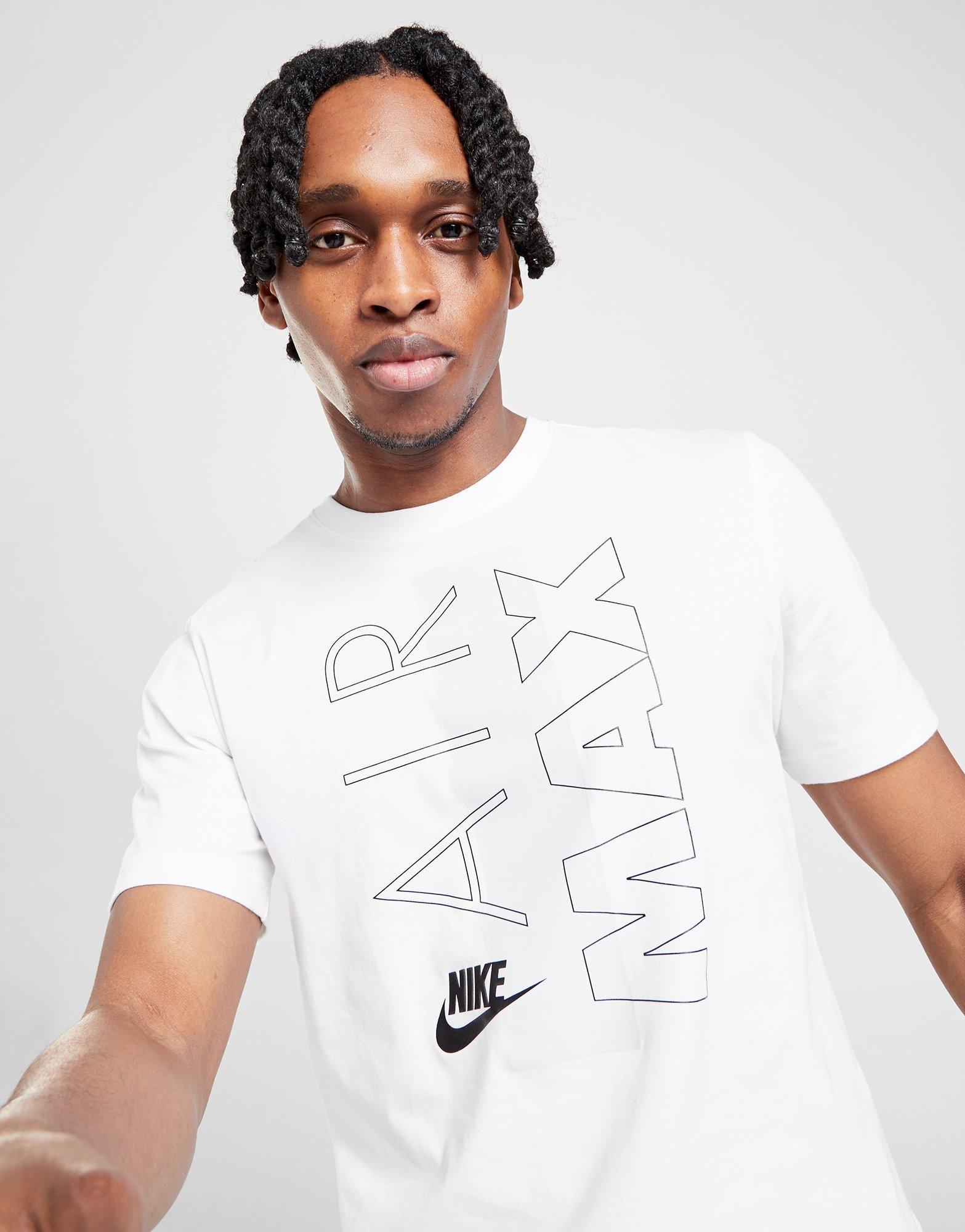 Nike Air Max Graphic T Shirt Heren | JD Sports