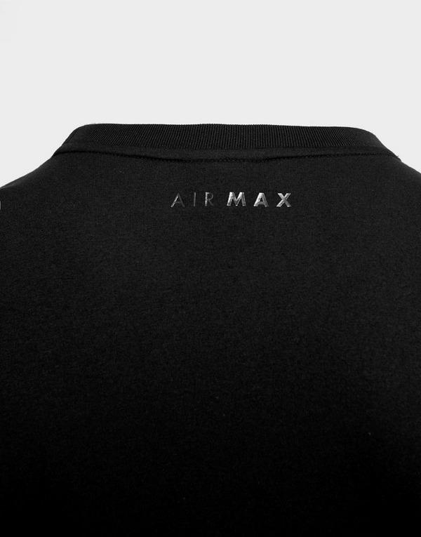 Acheter Black Nike T Shirt Air Max Graphic Homme