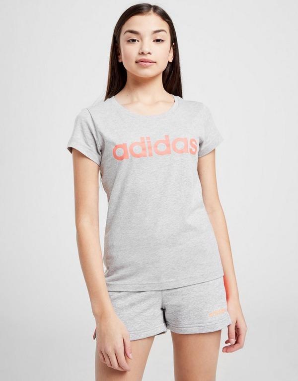 adidas Girls' Core T-Shirt Junior