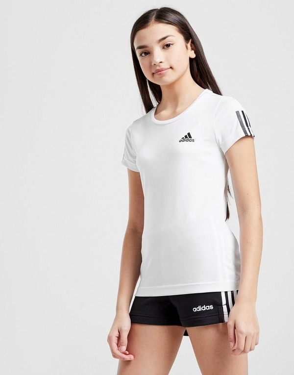 adidas Girls' Sport T-Shirt Junior