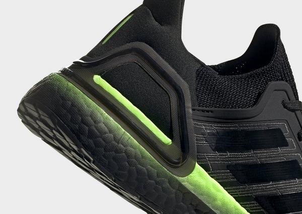 Shop den adidas Ultra Boost 20 Herren in Black
