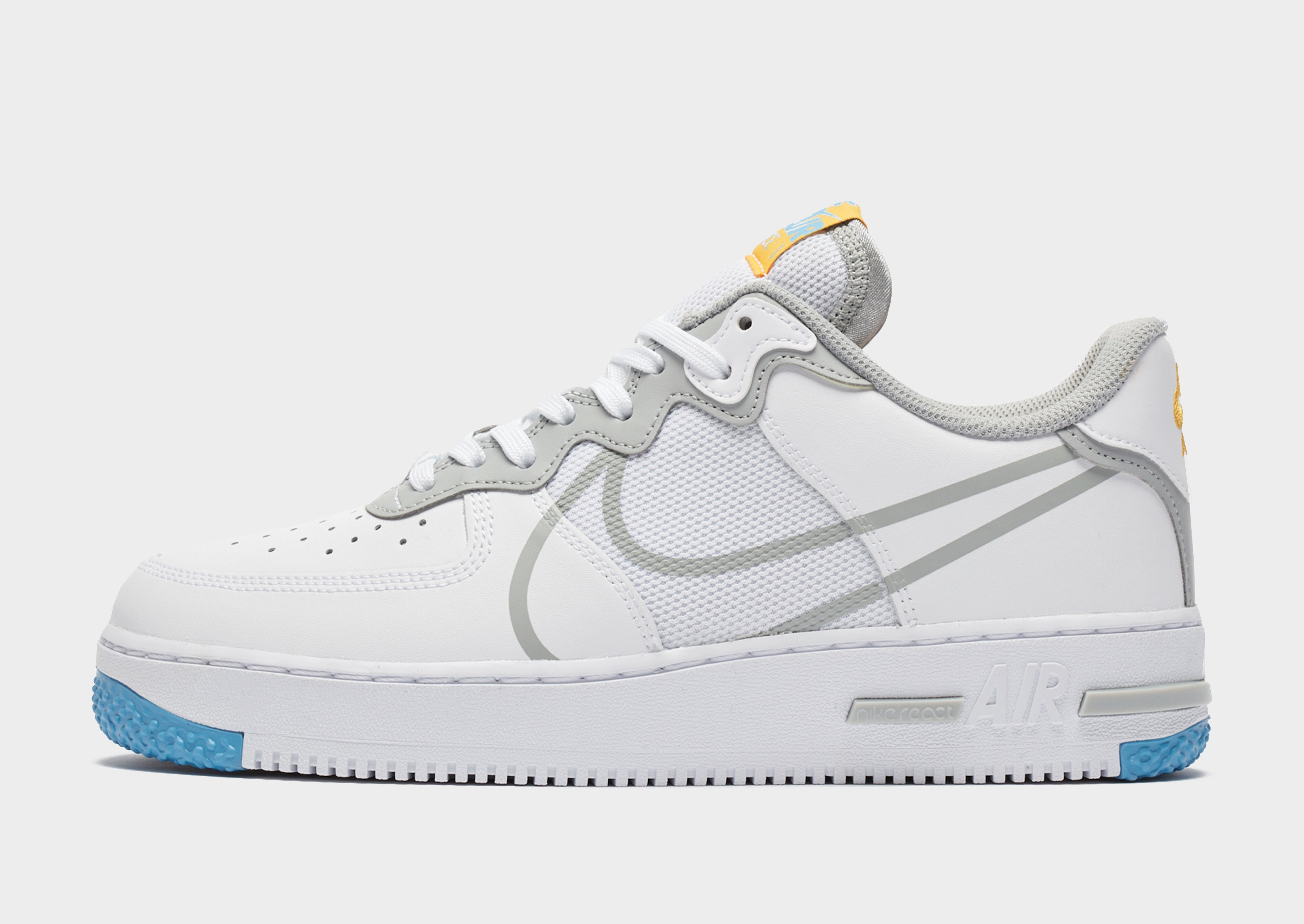 Nike Air Force 1 React Homme | JD Sports