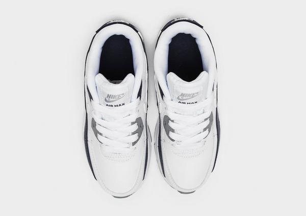 Acheter Blue Nike Air Max 90 enfants en cuir | JD Sports
