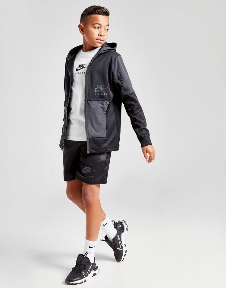 Nike chaqueta con capucha Air Max júnior