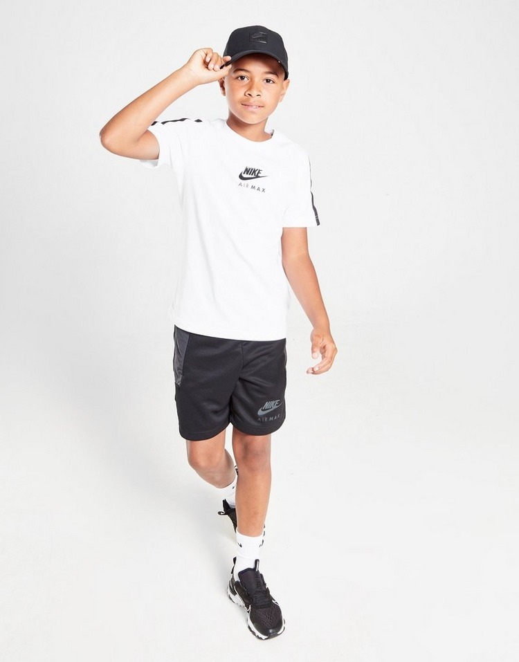 Koop White Nike Air Max Graphic T Shirt Junior | JD Sports