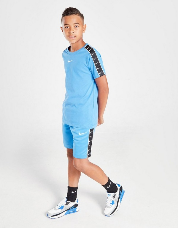Nike Swoosh Tape T-Shirt Junior