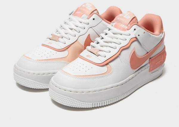 Shoppa Nike Air Force 1 Shadow Dam i en Vit färg | JD Sports