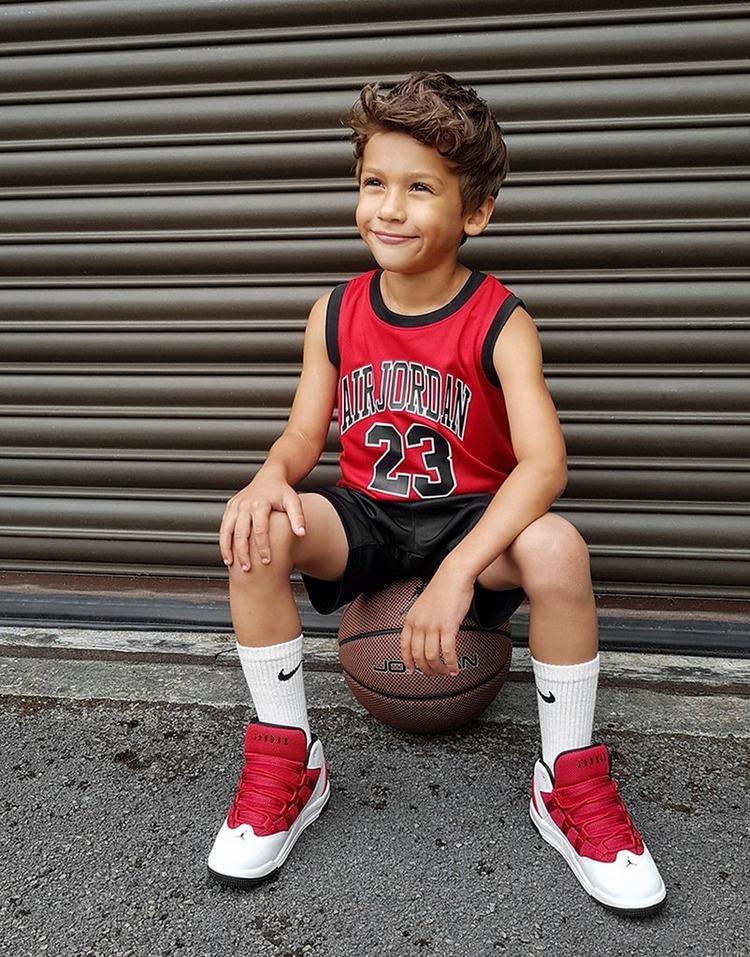 Jordan Ensemble Gilet/ Short DNA Enfant