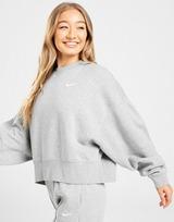Nike Trend Fleece Oversized Crew Sweatshirt
