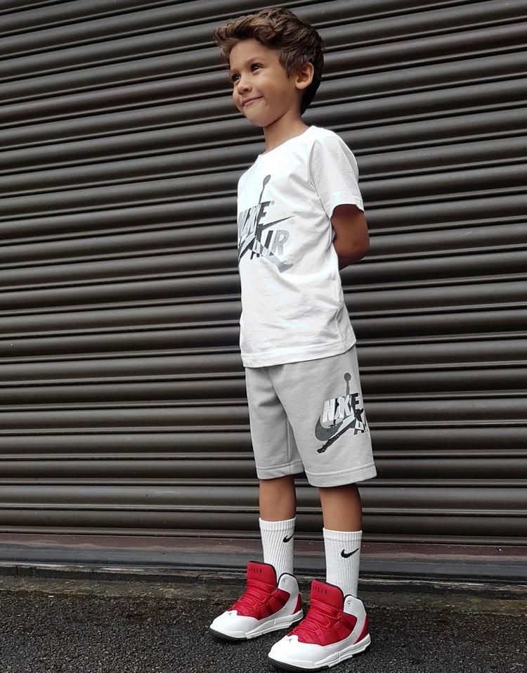 Jordan conjunto camiseta/pantalón corto Jumpman infantil