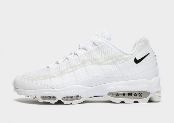 Shoppa Nike Air Max 95 Herr i en Vit färg | JD Sports Sverige