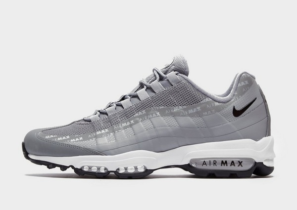 nike air max ultra grijs