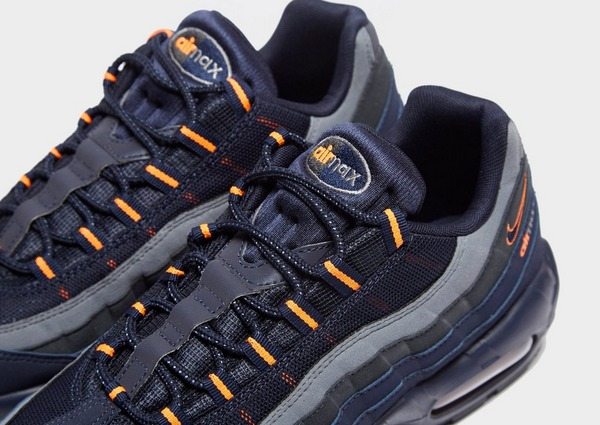 nike air max 95 essential chaussures de running homme noir