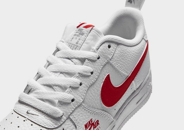 Shop den Nike Air Force 1 Utility Kinder in Weiss | JD Sports