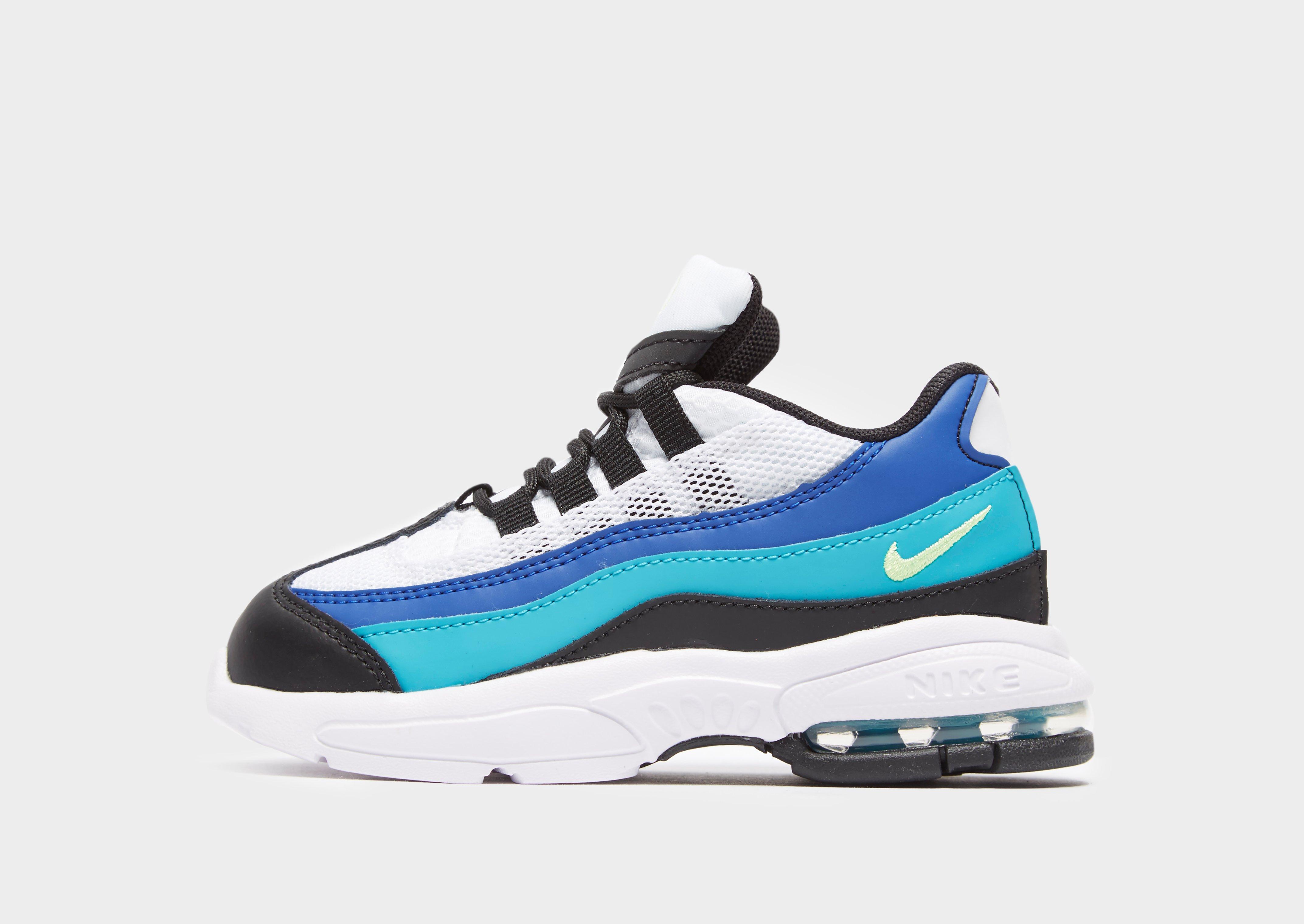 blue nike air max 95