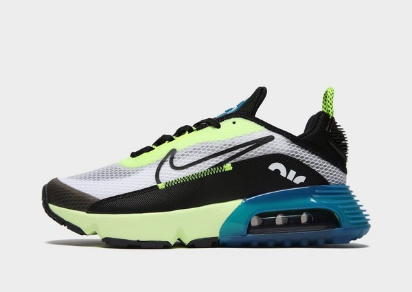 Shoppa Nike Air Max 2090 Junior i en Vit färg | JD Sports