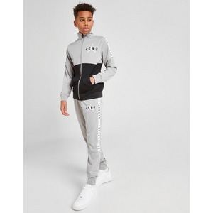 Shoppa Jordan Jumpman Sideline Träningsbyxor Junior i en Grå