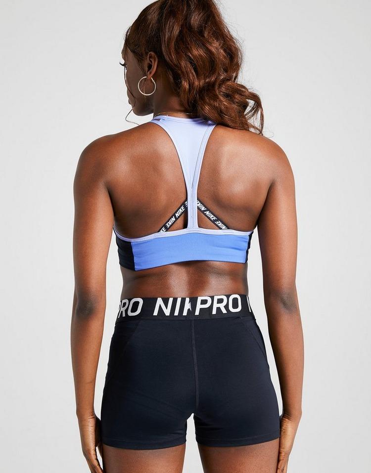 Nike Training Colour Block Sports Bra