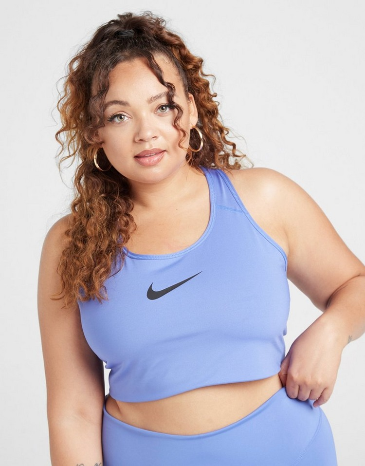 Nike Training Swoosh Plus Size Sports Bra
