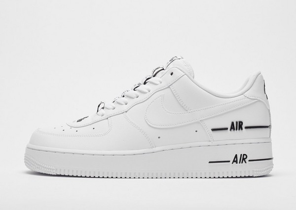 Acheter Blanc Nike Baskets Air Force 1 '07 LV8 Homme | JD Sports