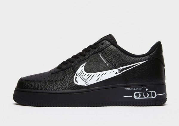 air force one utility noir homme