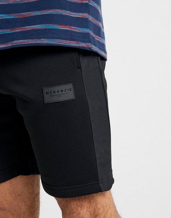 McKenzie Adley Poly Fleece Shorts