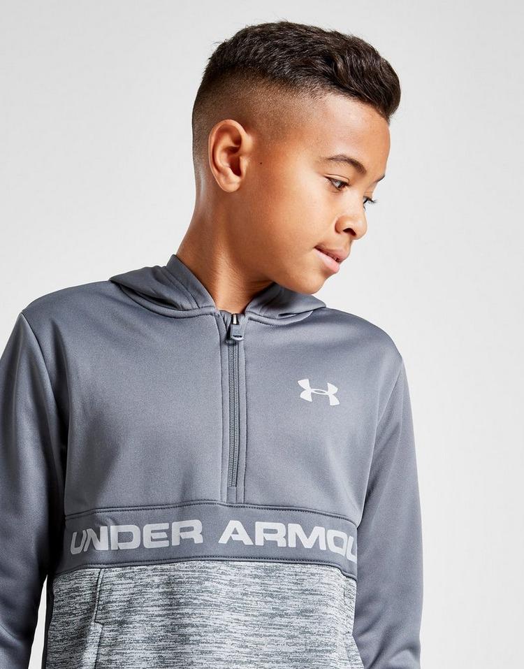 Under Armour Fleece 1/2 Zip Hoodie Junior