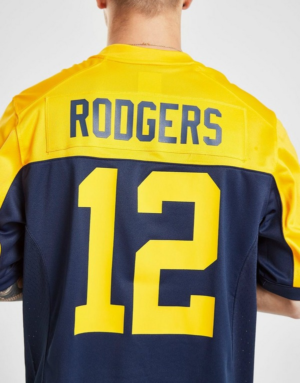 Nike NFL Green Bay Packers Rodgers #12 Jersey