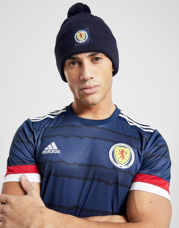 Official Team Scotland FA Bobble Hat