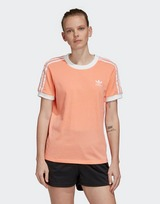 adidas Originals T-Shirt California 3 Bandes Femme